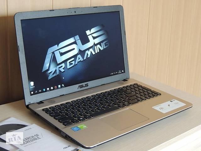Новый ноутбук от ASUS с процессором и сенсорная мышь